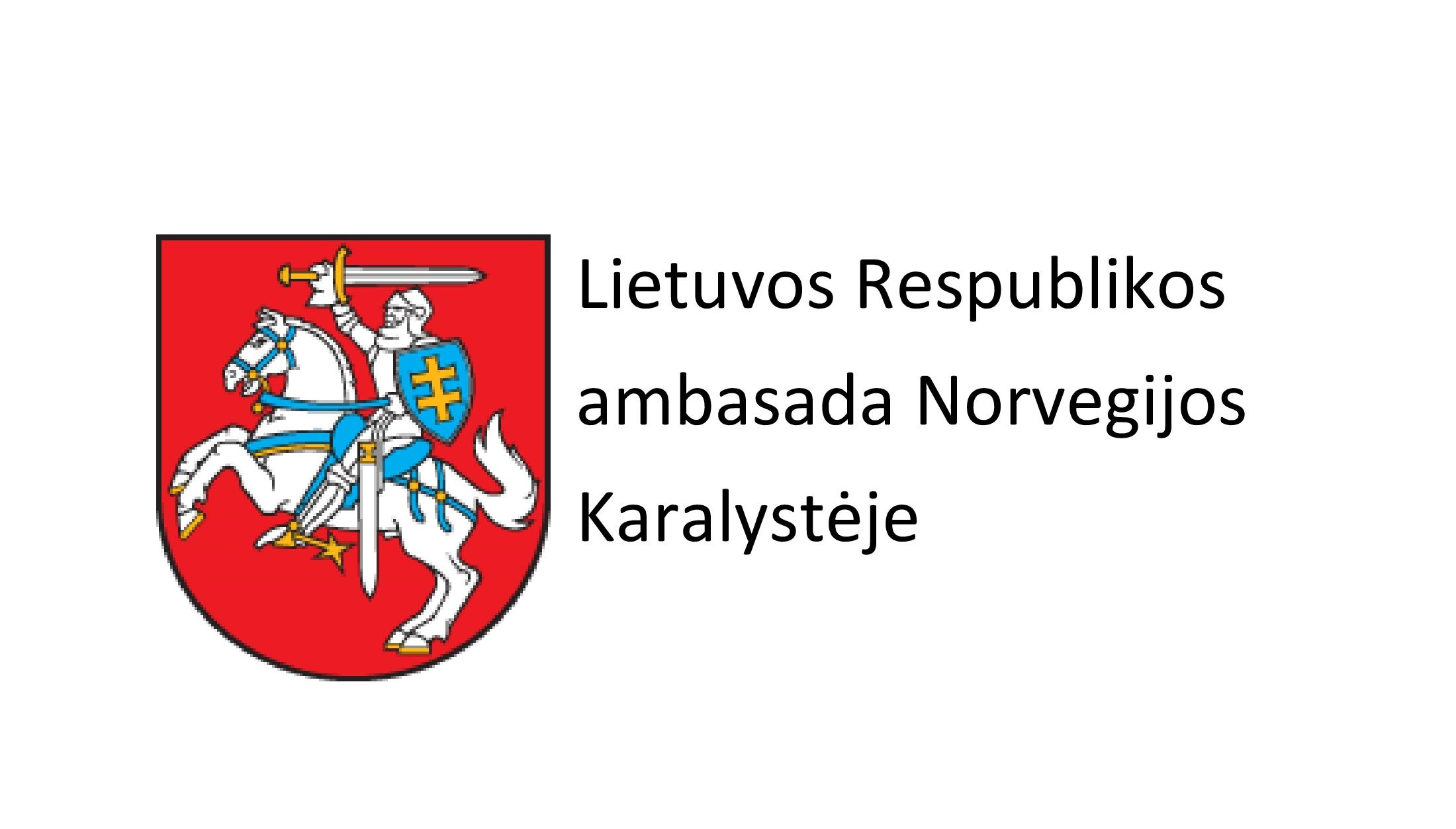 logotipas ambasada